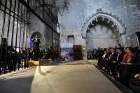La Orquesta de Lleida inicia una gira por la provincia con lleno en Vallbona de les Monges
