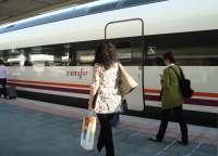 Adif realiza obras de mejora valoradas en 226.000 euros para facilitar la accesibilidad de la estación de Segovia