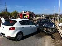 El 061 asistió a 56 personas por 43 accidentes de tráfico registrados el fin de semana en Galicia, de las que 3 murieron