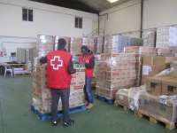 Varela (Cruz Roja) agradece el Premio, que reconoce el esfuerzo de toda la gente que trabaja por ayudar a los demás