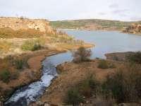 Los embalses de la Cuenca del Ebro, al 78,2% de su capacidad total
