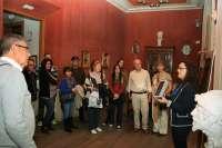 Más de 300 personas asisten a la jornada de puertas abiertas en la Casa Natal de Picasso