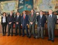El comité organizador del Mundial de Vela se reúne para avanzar en los preparativos