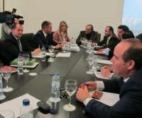 El Gobierno extremeño anuncia su disposición a ampliar el capital de Feval en su