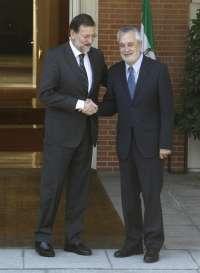 Griñán saluda que Rajoy se sume a pedir al BCE una