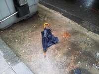 El viento alcanzó los 131 km/h en Cuntis (Pontevedra) y las lluvias dejaron 46 l/m2 en Santa Comba (A Coruña)