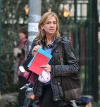 La CUP pide que la Infanta Cristina se aparte como patrona de la Fundación Dalí