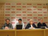 CCOO lamenta que PP y PSOE