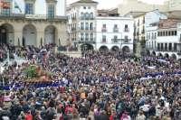 Cáceres recibió en Semana Santa unos 54.000 turistas que aumentaron sus pernoctaciones