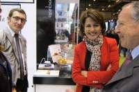 Navarra promueve el sector agroalimentario en el Salón Internacional de Gourmets de Madrid
