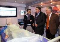 Sáez Aguado destaca la importancia de las UCI para la atención al paciente, con 107 especialistas y 225 camas en CyL