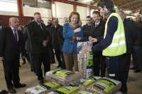 Rudi inaugura la central de biomasa AFPURNA Bioenergía, primera industria de valorización energética de la Comunidad