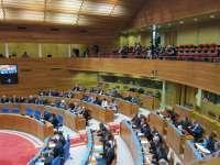 La Cámara gallega exige al Gobierno actuaciones para que los responsables del asesinato de Couso sean juzgados
