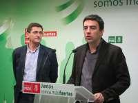 PSOE-A alerta de una posible caída del cinco por ciento en la renta agraria procedente de los recursos de la PAC