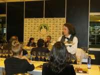 El Principado promociona las ostras del Eo y la sidra brut y de nueva expresión en el Salón del Club de Gourmets