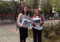 El PP demanda a la Junta actuaciones necesarias en el Colegio Eduardo Lucena de la capital