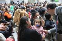Diego llama a la comunidad gitana de Cantabria a luchar contra el absentismo escolar para favorecer su integración