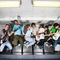 La banda Melocos se sube este viernes a la escena del Centro Ocio Contemporáneo de Badajoz