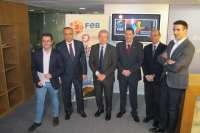 Logroño, 'Ciudad Asociada a la Copa del Mundo de Baloncesto 2014'