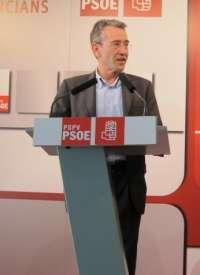 Torres (PSPV) insta al PP a reponer a Camps al frente del Gobierno valenciano
