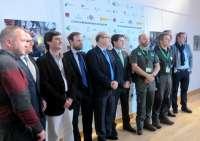 Agentes medioambientales defienden la necesidad de homogeneizar uniformidad e identificación corporativa en toda España