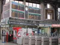 La estación de Adif Bilbao Abando contará el viernes con un piano de cola a disposición de los visitantes