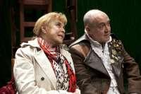 'Amores de fábula', con María Luisa Merlo y Juan Calot, llega este jueves al Gran Teatro