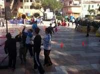 Un encuentro fomenta en los jóvenes la actividad física en horario extraescolar en el Pantano de Orellana
