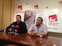 IU-Verdes acusa al PP de urbanizar el perímetro de La Rafa en contra de los intereses de la ciudadanía
