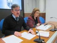 El PSOE asegura que el incremento de la partida de asuntos sociales será de 166.000 euros y no de medio millón