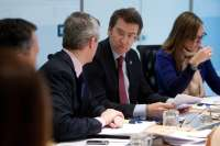 (AV.Feijóo admite que su Gobierno pagó a empresas de Dorado 5.000 euros y el bipartito le dio 125.000