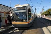 FGV ofrece a partir de este viernes servicios especiales de tranvía para desplazarse hasta la Feria