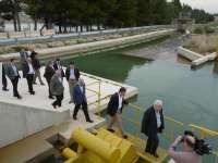 El Canal de Terreu se moderniza con una inversión de 63.751.371 euros