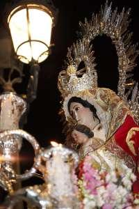 El Vaticano reconoce oficialmente a la Virgen del Rosario como Patrona de Cartaya