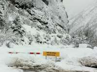 Los aludes mantendrán mañana en alerta amarilla a Huesca y Navarra