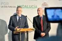 Griñán destaca que el Pacto por la Cultura dará un