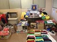 Detenido un paradista que vendía género falsificado en un mercado de Santa Oliva