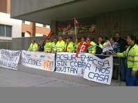 Los trabajadores de Acsur no logran acuerdo sobre el pago de sus salarios tras la segunda semana de huelga