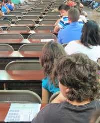 La Prueba de Acceso a la Universidad se celebrará en La Rioja entre el 5 y el 7 de junio
