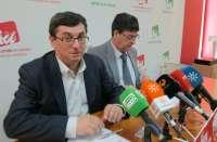 Valderas anuncia que el concejal imputado por cultivo de marihuana ha puesto su cargo a disposición de IU