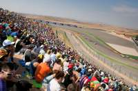 La Diputación de Teruel promociona la provincia en las pruebas del Mundial de Superbikes en Motorland