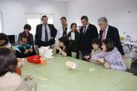 Asuntos Sociales ampliará las plazas para discapacitados intelectuales mayores de 50 años en Campo de Criptana