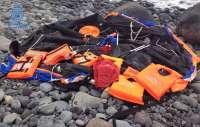 Detenidas seis personas por transportar a los inmigrantes que llegaron a la Playa de La Laja (Gran Canaria)