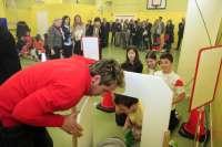 Unos 3.500 escolares cántabros aprenden a evitar accidentes dentro y fuera del hogar