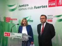 Heredia (PSOE) reclama el mismo plan de ayuda financiera con Jerez para otros ayuntamientos con dificultades