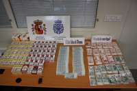 Dos detenidos en Valladolid cuando trataban de colocar billetes falsos de 20 euros en comercios de la capital