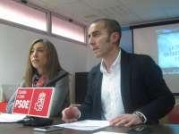 El socialista Julio López critica los 'escraches' y aboga por