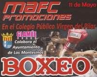 Inspección educativa impedirá la velada de boxeo en el centro de Los Montesinos al no ser un lugar