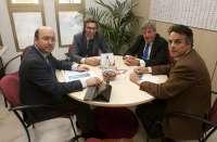 El Ayuntamiento y Asfaco trabajarán conjuntamente en apoyo a las empresas cordobesas