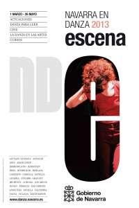 El Festival Danza Escena lleva este fin de semana espectáculos a los escenarios de Barañáin, Alsasua, Burlada y Villava
